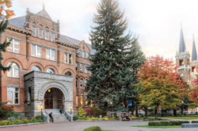 Read more about the article MAX Dispatch/NEXEDGE® Solution Improves Safety and Security at Gonzaga