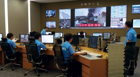 Read more about the article Zetron's DCS-5020 Energizes Seoul, South Korea