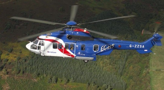 Read more about the article Zetron Helps Bristow Helicopters Hit 'Target Zero'