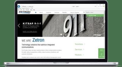 zetron portable mission critical communications dispatch